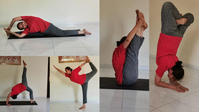 Online Yoga Competition -April 2020