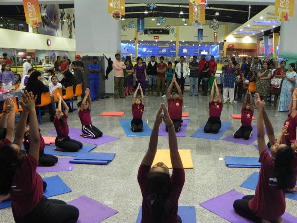 yoga public demo