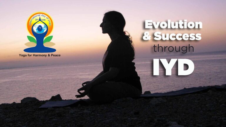 Evolution & Success through International Yoga Day in Oman