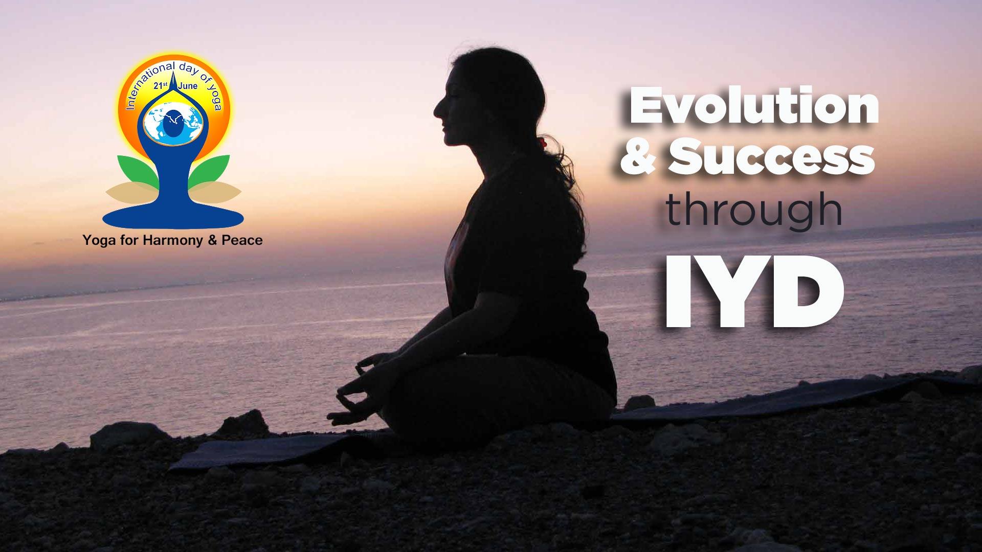 International Yoga Day Muscat
