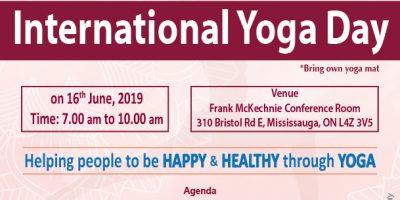 international yoga day canada