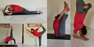online yoga competition